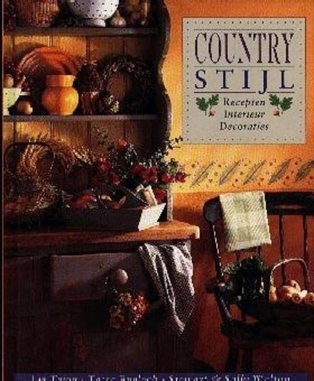 countrystijl recepten interieur decoraties