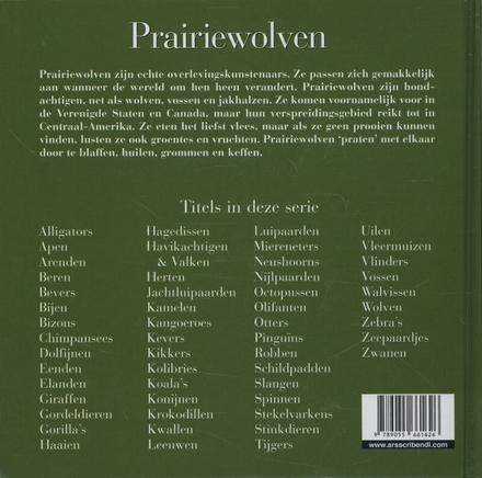Prairiewolven