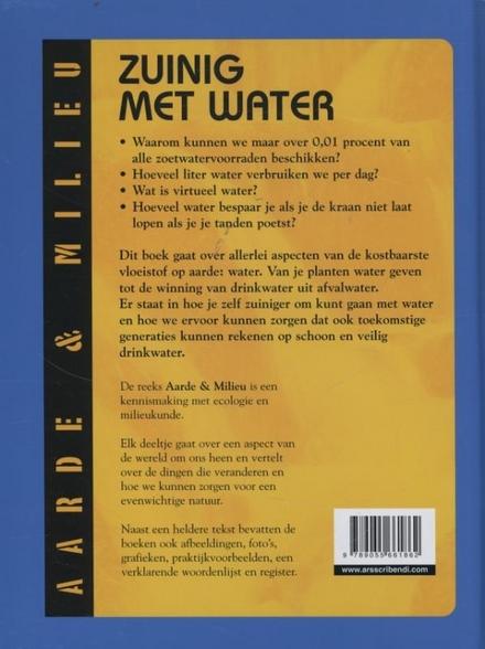 Zuinig met water