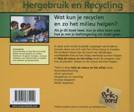 Hergebruik en recycling