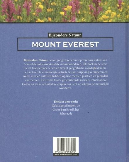 Mount Everest : de hoogste berg van de wereld