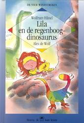 Lila en de regenboogdinosaurus : een verhaal als een droom