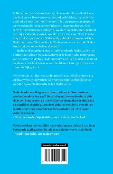 Buurtaal : praktische gids voor het Nederlands in België en Nederland
