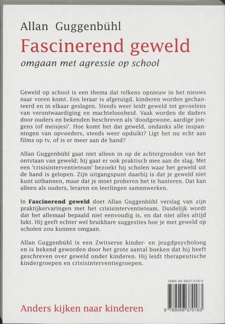Fascinerend geweld : omgaan met agressie op school