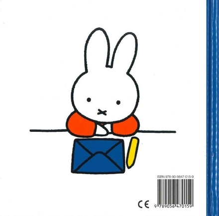 De brief van Nijntje