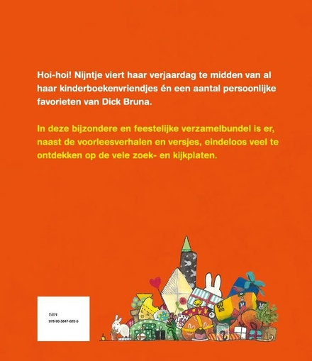 Hoi-hoi wat fijn : het dikke voorleesboek voor peuters