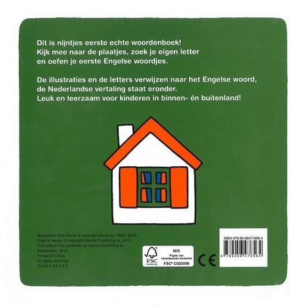 Nijntjes eerste woordenboek : Engels-Nederlands