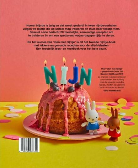 Trakteren met nijntje : verhalen voor de allerkleinsten, feestelijke recepten voor de hele familie