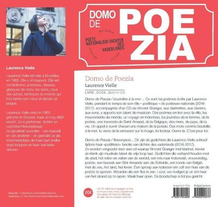 Domo de Poezia : bouteilles à la mer : poésie