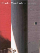 Charles Vandenhove projects 1995-2000
