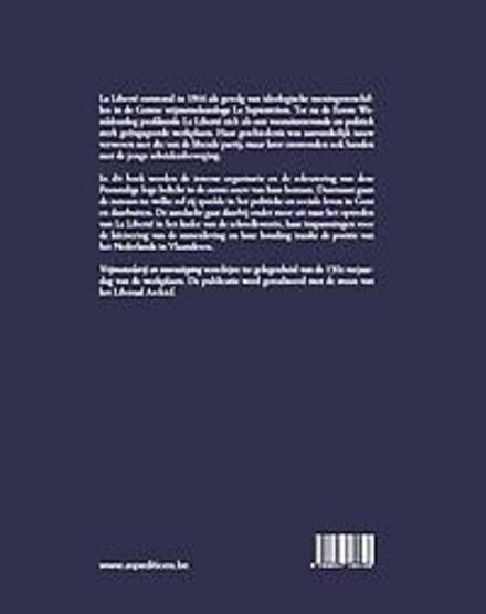 Vrijmetselarij en vooruitgang : de Gentse progressistenloge La Liberté (1866-1966)