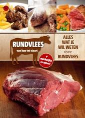 Rundvlees : van kop tot staart : alles wat je wil weten over rundvlees