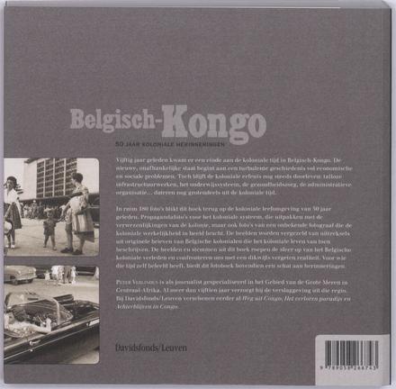 Belgisch-Kongo : 50 jaar koloniale herinneringen