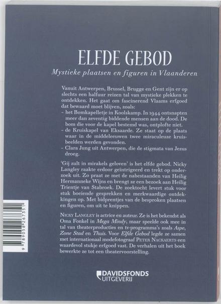 Elfde gebod : mystieke plaatsen en figuren in Vlaanderen