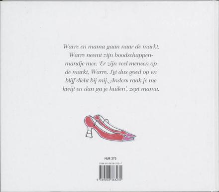 De schoenen van mama