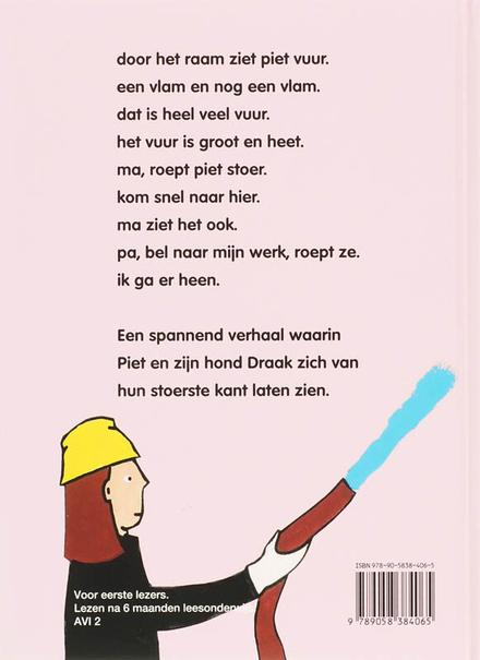 Piet Stoer en het vuur