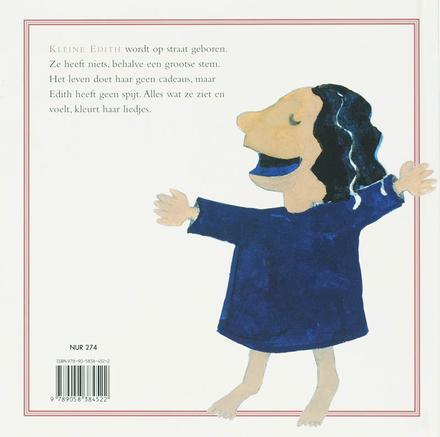 Geen spijt : leven en liedjes van kleine Edith