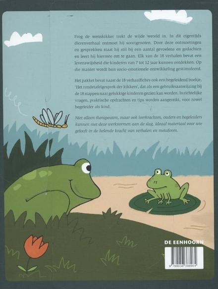 Frog de wenskikker : 18 stappen naar gelukkige kinderen