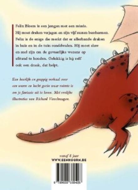 Drakentanden doen geen pijn : de vreselijke drakenavonturen van Felix Bloem