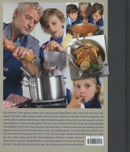 Koken verdomme : kinderen koken met Filip Peeters