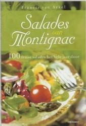 Salades van Montignac : 100 frisse salades het hele jaar door