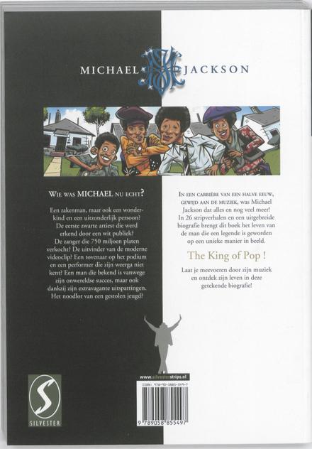 Michael Jackson : de getekende biografie