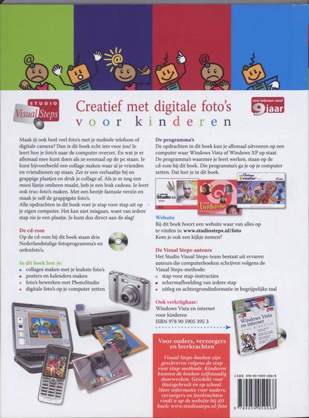 Creatief met digitale foto's voor kinderen