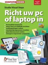Richt uw pc of laptop in