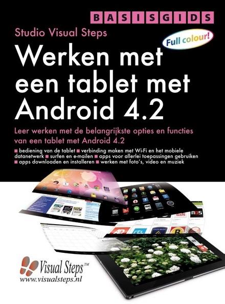 Basisgids werken met een tablet met Android 4.2
