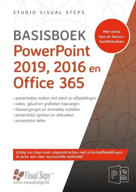 Basisboek PowerPoint 2019, 2016 en Office 365