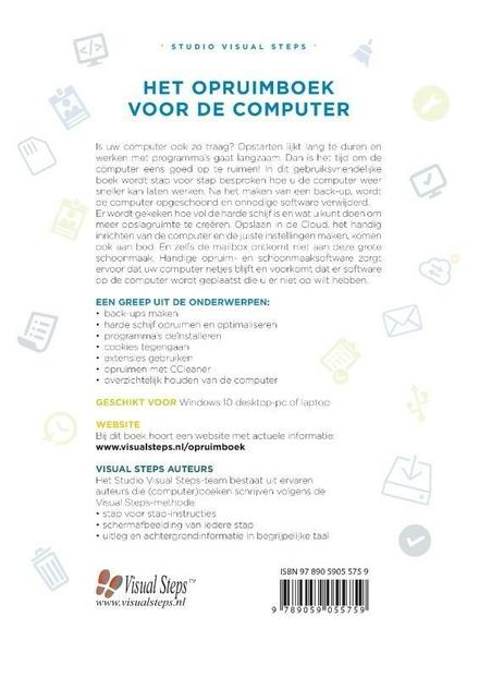 Het opruimboek voor de computer