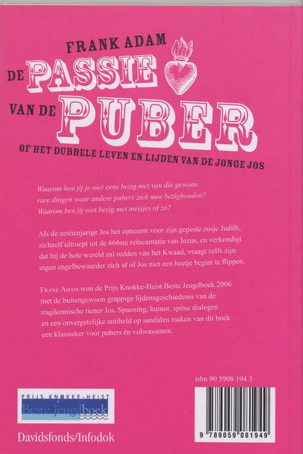 De passie van de puber, of Het dubbele leven en lijden van de jonge Jos