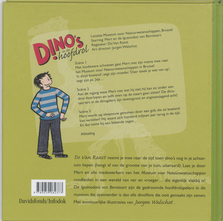 Dino's in de hoofdrol