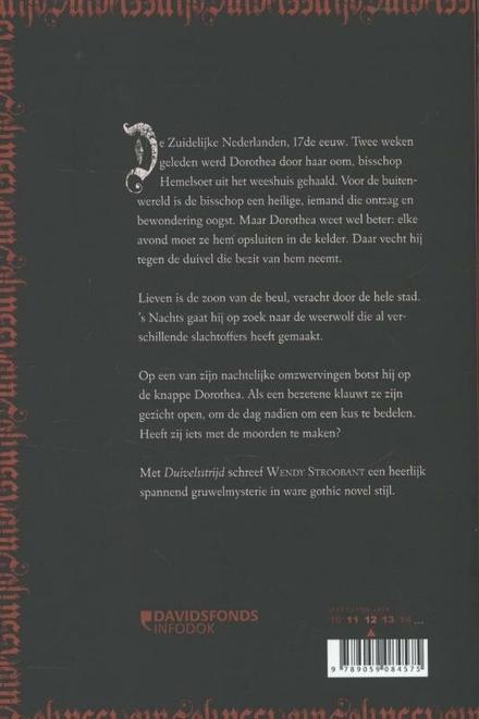 Duivelsstrijd : gothic novel