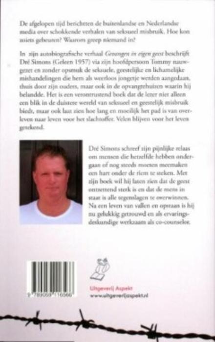 Gevangen in eigen geest : een autobiografie