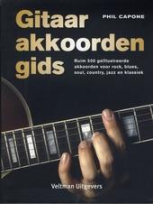 Gitaarakkoordengids : ruim 500 geillustreerde akkoorden voor rock, blues, soul, country, jazz en klassiek