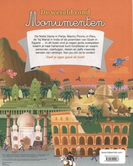 Monumenten : de wereld rond