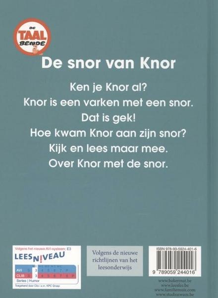 De snor van Knor