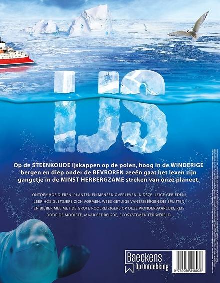 IJs : ijskoude verhalen uit een wereld die verdwijnt