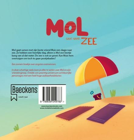 Mol gaat naar zee