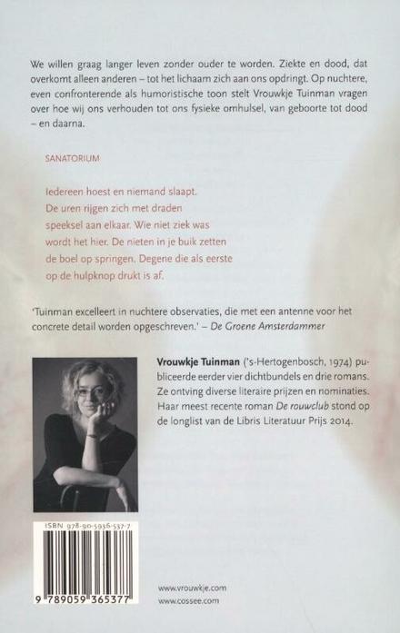 Sanatorium : gedichten
