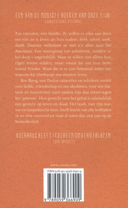 Auerhaus : roman