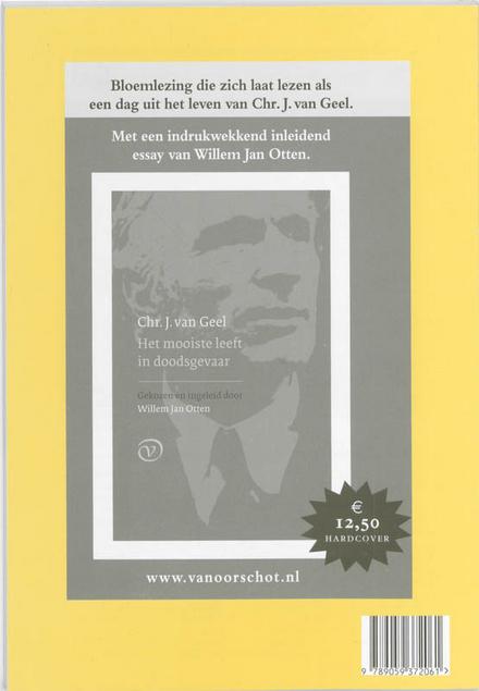 Chr. J. van Geel 1917-1974