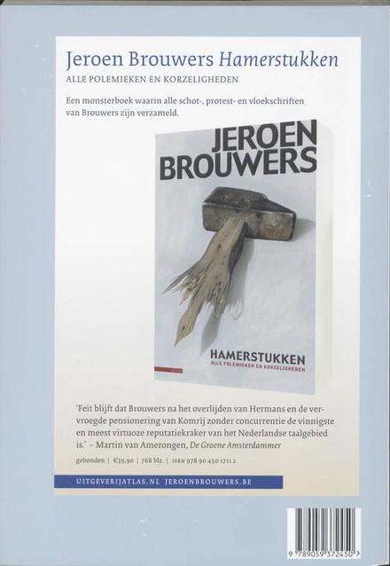 Jeroen Brouwers 70 jaar
