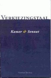 Verkiezingstaal : kamer en senaat