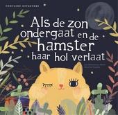 Als de zon ondergaat en de hamster haar hol verlaat : 15 grappige rijmpjes over nachtdieren