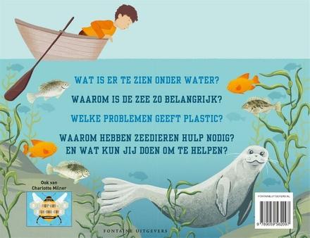 Zeeboek : duik in het diepe en ontdek wie er in onze oceanen wonen
