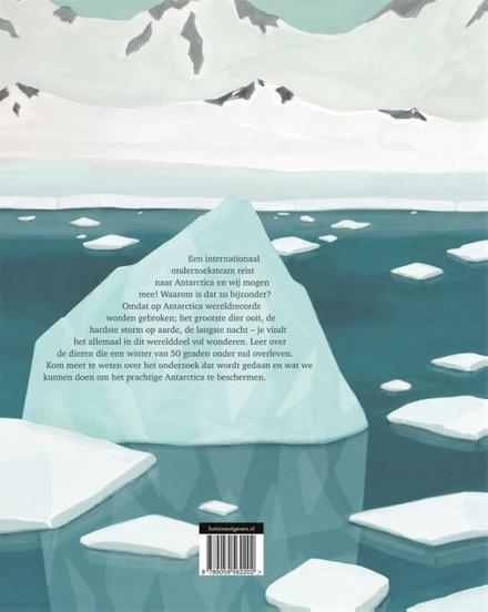 Antartica : het werelddeel vol wonderen