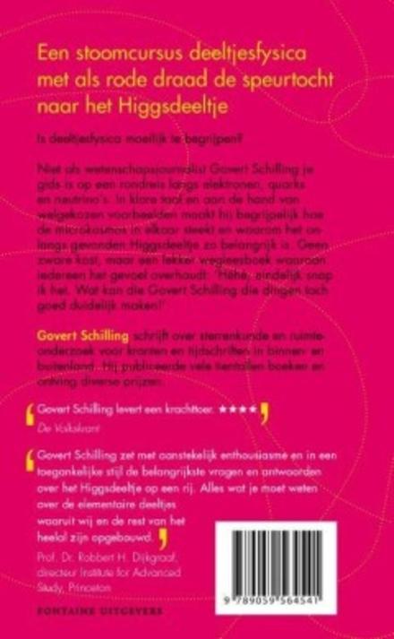 Higgs : het elementair abc van een elementair deeltje