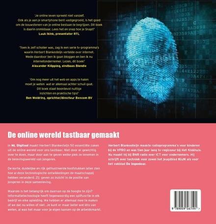 NL digitaal : over big data, cybercrimes en virtual reality